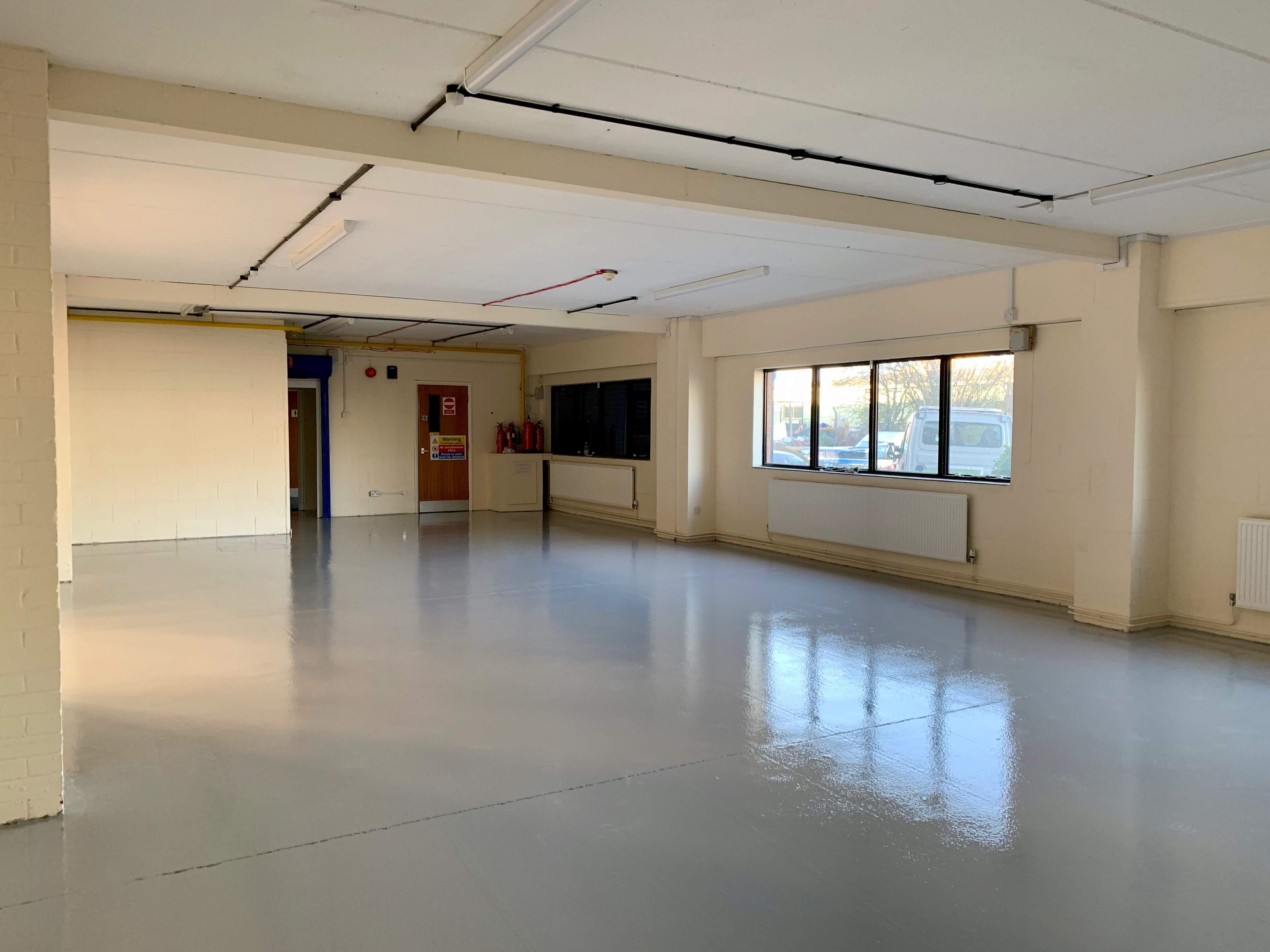7 Dunhams Court Warehouse undercroft