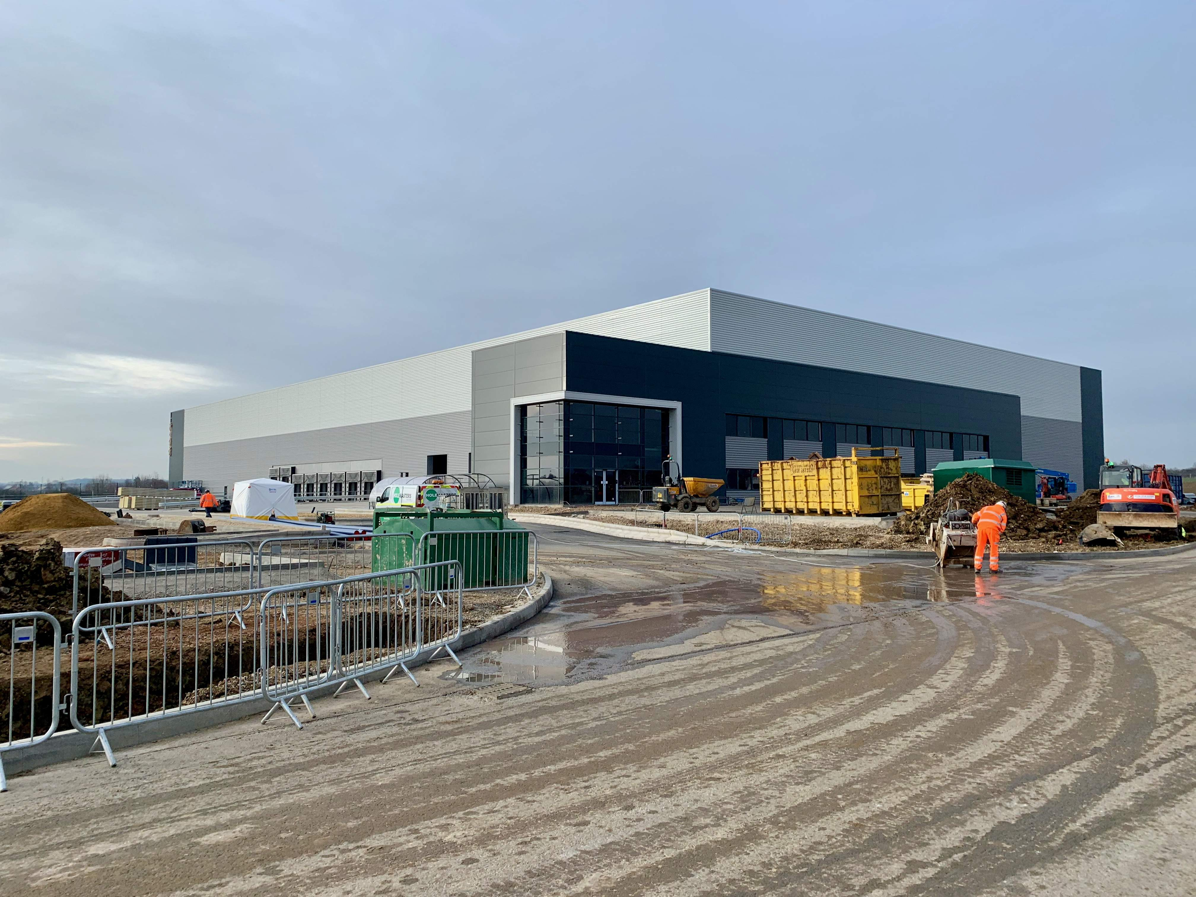 Unit 3 Bedford Link Logistics Park Warehouse Jan 2019